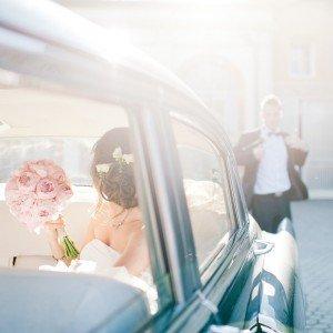 Арендовать ретро автомобиль на свадьбу