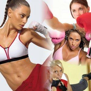 Аэробные и силовые тренировки по тайскому боксу