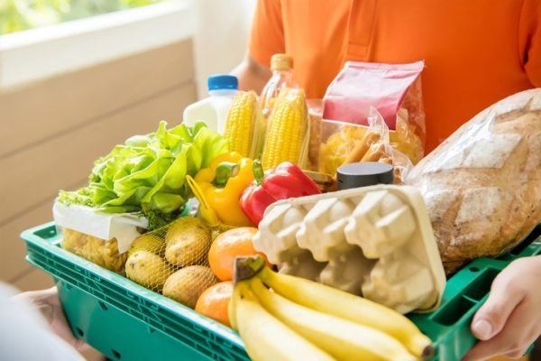 Заказываем продукты на дом с доставкой